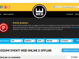Eventi Web: conoscere eventi e corsi di formazione inItalia
